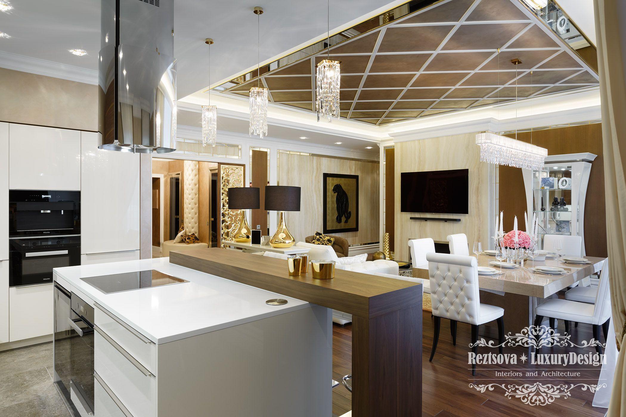 Заказать дизайн интерьера квартиры в жк диадема