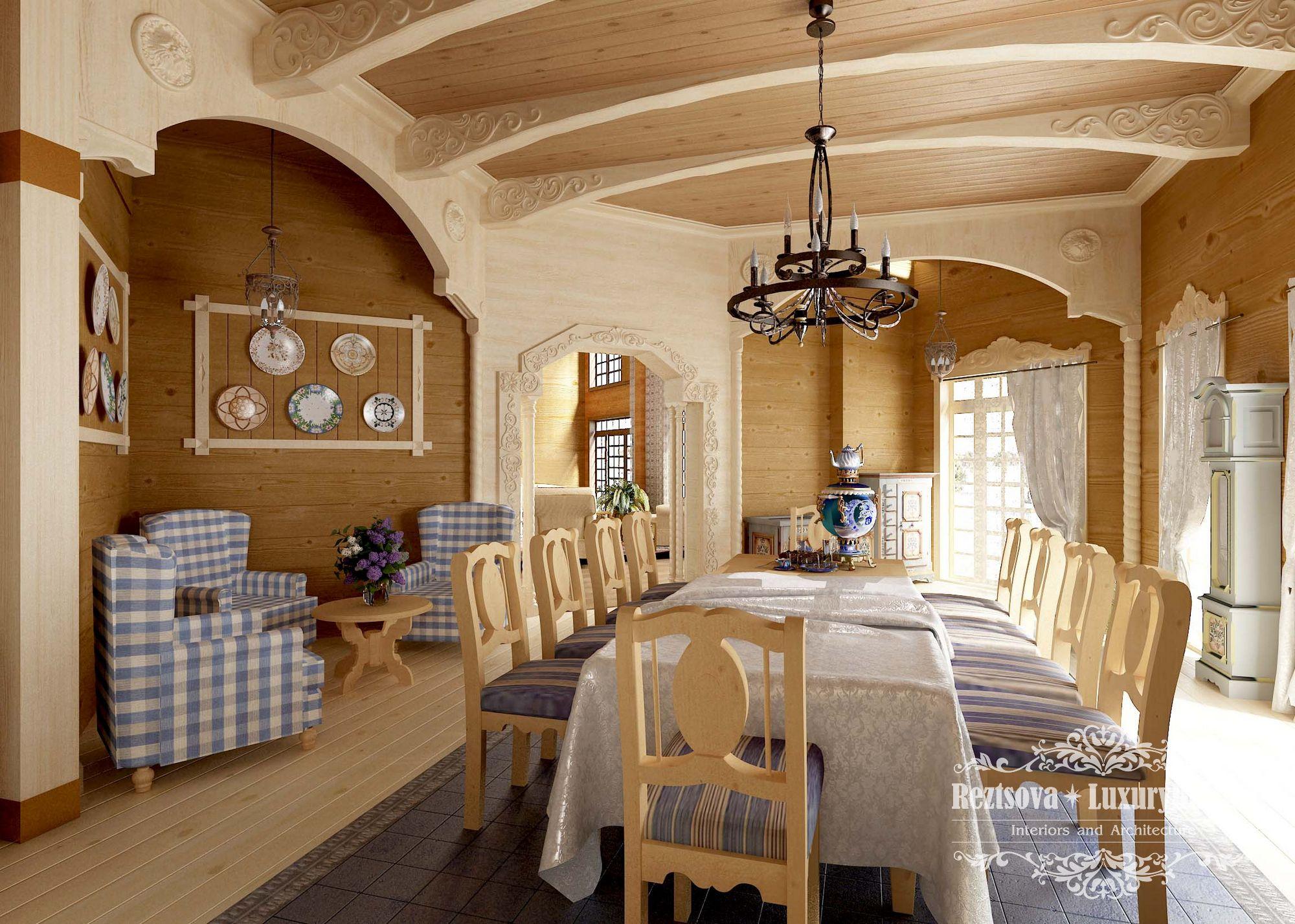 Заказать дизайн дома частного