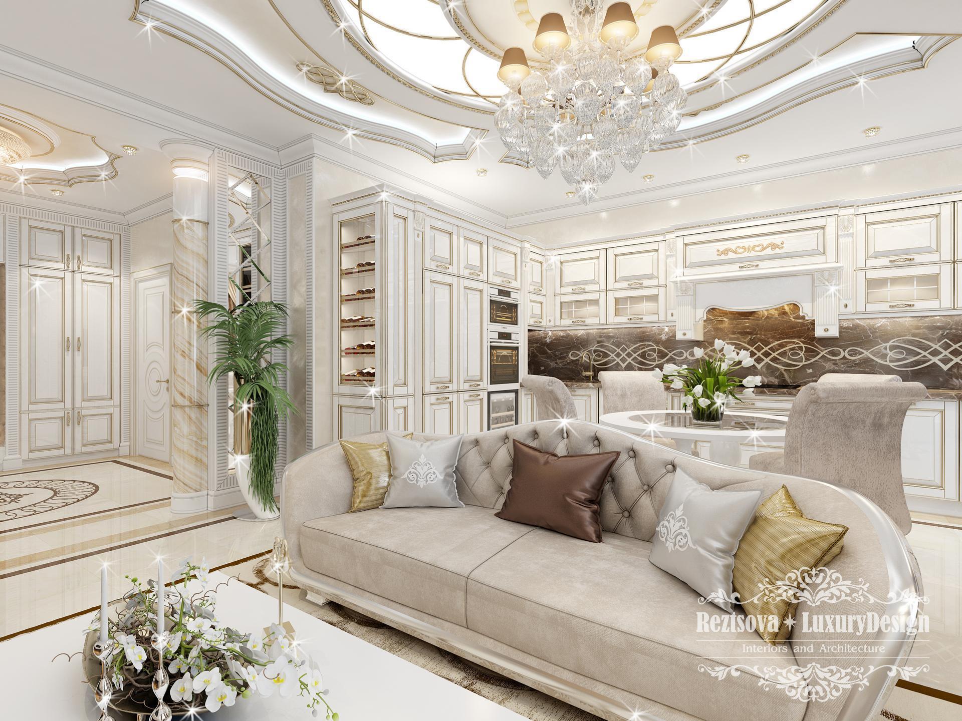 Заказать дизайн интерьера дома