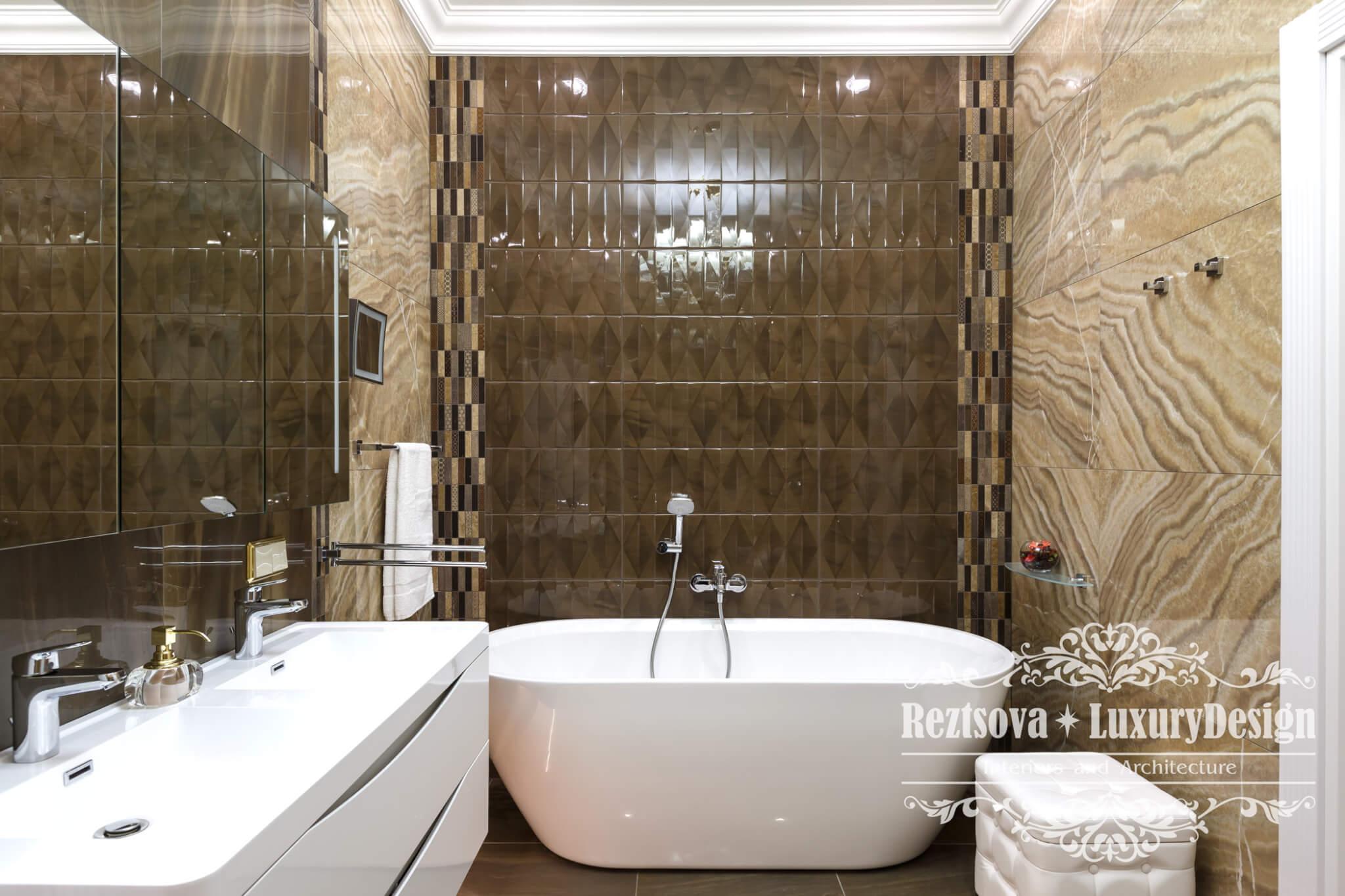 Дизайн интерьера квартиры в Москве цены